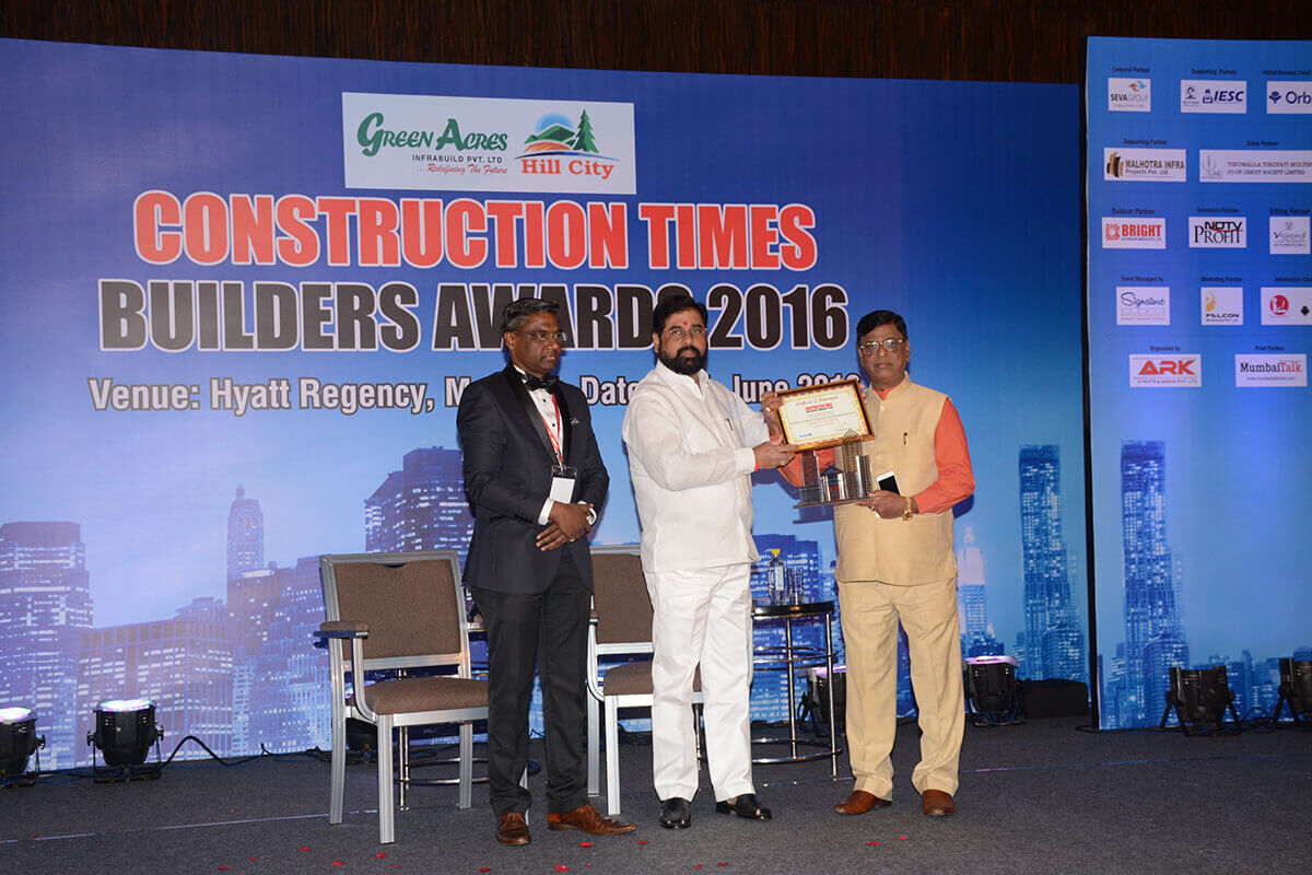 Construction Times Builders Award