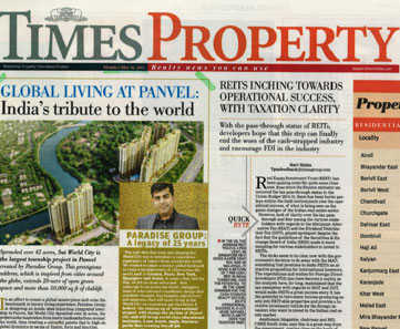 Global living at Panvel